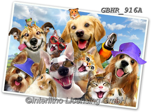 Howard, SELFIES, paintings+++++,GBHR916A,#selfies#, EVERYDAY ,dogs, ,puzzle,puzzles