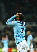 29th January 2019, St James Park, Newcastle upon Tyne, England; EPL Premier League football, Newcastle United versus Manchester City; Raheem Sterling of Manchester City holds his head after missing a chance in the second half