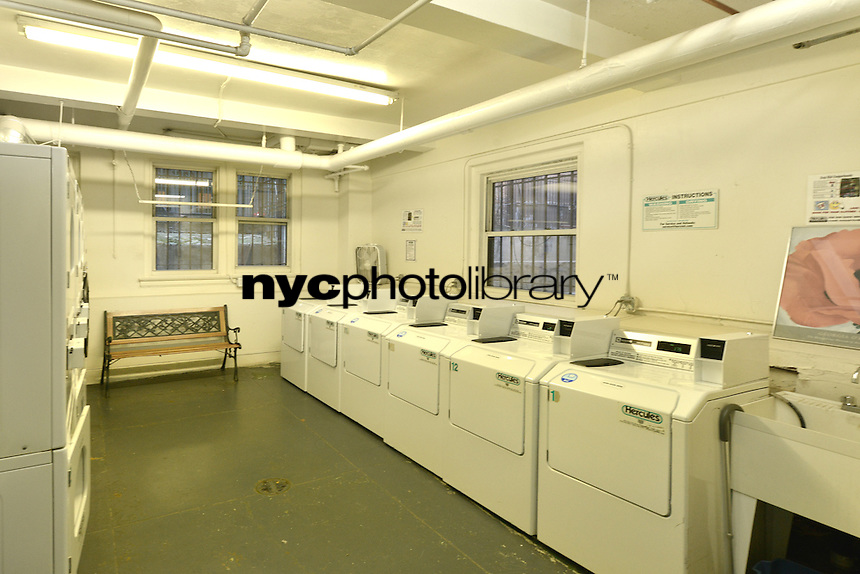 Laundry Room at 304 West 75th Street
