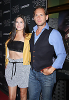 NEW YORK, NY August 09, 2017Jessica Ciencin Henriquez, Josh Lucas attend Lionsgate presents a special screening of The Glass Castle at SVA Theater in New York August 09 2017.<br /> CAP/MPI/RW<br /> &copy;RW/MPI/Capital Pictures