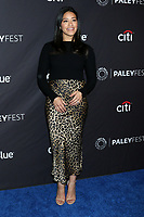 "LOS ANGELES - MAR 20:  Gina Rodriguez at the PaleyFest -  ""Jane The Virgin"" And ""Crazy Ex-Girlfriend"" at the Dolby Theater on March 20, 2019 in Los Angeles, CA"