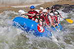 The US National Whitewater Center in Charlotte NC