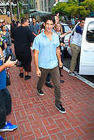 Tyler Posey at day one of Comic-Con International 2012 at the San Diego Convention Center in San Diego, California. July 12, 2012. © mpi77/MediaPunch Inc. /*NORTEPHOTO*<br />