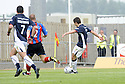 10/05/2008   Copyright Pic: James Stewart.File Name : sct_jspa07_falkirk_v_ict.CARL FINNIGAN SCORES FALKIRK'S SECOND.James Stewart Photo Agency 19 Carronlea Drive, Falkirk. FK2 8DN      Vat Reg No. 607 6932 25.Studio      : +44 (0)1324 611191 .Mobile      : +44 (0)7721 416997.E-mail  :  jim@jspa.co.uk.If you require further information then contact Jim Stewart on any of the numbers above........
