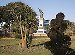 War Memorial in the Memorial Garden, Marine Parade West, Clacton on Sea, Essex, England