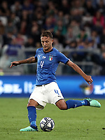 International friendly football match Italy vs The Netherlands, Allianz Stadium, Turin, Italy, June 4, 2018. <br /> Italy's Domenico Criscito in action during the international friendly football match between Italy and The Netherlands at the Allianz Stadium in Turin on June 4, 2018.<br /> UPDATE IMAGES PRESS/Isabella Bonotto
