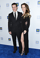 10 March 2018 - Los Angeles, California - Hal Sparks, Summer Soltis. The Human Rights Campaign 2018 Los Angeles Dinner held at JW Marriott LA Live.  <br /> CAP/ADM/BT<br /> &copy;BT/ADM/Capital Pictures