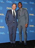 LOS ANGELES, CA. February 02, 2019: Viggo Mortensen & Mahershala Ali at the 71st Annual Directors Guild of America Awards at the Ray Dolby Ballroom.<br /> Picture: Paul Smith/Featureflash