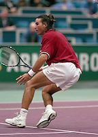 1998, Tennis, Rotterdam, ABNAMROWTT, Patric Rafter