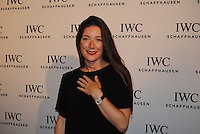 Jamie Beck attends IWC Timeless Portofino Event on December 3, 2014 (Photos by Getner Fabe/Guest Of A Guest)