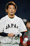 Nobuhiro Matsuda (JPN), <br /> MARCH 7, 2017 - WBC :<br /> 2017 World Baseball Classic First Round Pool B Game between<br /> Japan 11-6 Cuba at Tokyo Dome in Tokyo, Japan.<br /> (Photo by Yusuke Nakanishi/AFLO SPORT)