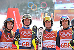 24/02/2018 - Alpine team event - Yongpyong alpine centre - Alpensia - Pyeongchang 2018 - Korea