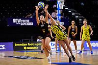 20190421 Beko Netball League - Central Manawa v Waikato Bay of Plenty