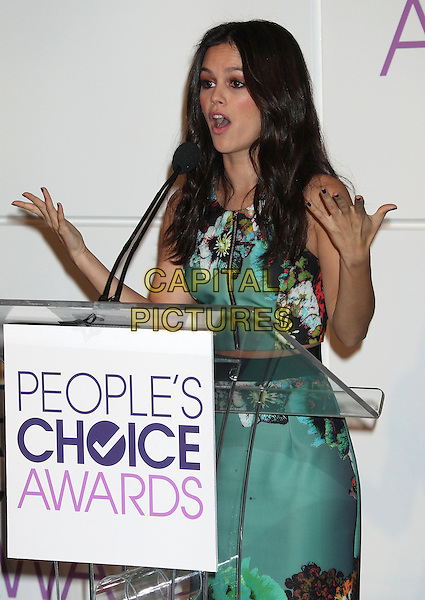 5 November 2013 - Beverly Hills, California - Rachel Bilson at the People's Choice Awards 2014 Nominations Press Conference Held at The Paley Center for Media<br /> CAP/ADM/RE<br /> &copy;RE/AdMedia/Capital Pictures