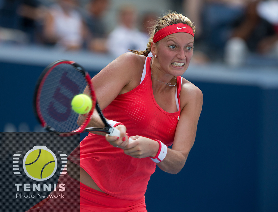 Petra Kvitova (CZE) Tennis - US Open 2015