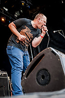 Smertegr&aelig;nsens Toldere paa Pandaemonium.  Copenhell 2018 p&aring; Refshale&oslash;en i K&oslash;benhavn. Fire dage med rock, metal og dedikerede fans.<br /> <br /> Copenhell 2018 on Refshale Island in Copenhagen. Four days of rock, metal and dedicated fans.<br /> <br /> Foto: Jens Panduro<br /> <br /> Copenhagen, Copenhell, musikfestival, festival, musik, rockmusik, metal, hardcore, thrashmetal, punk, punkrock, metalcore, Refshale&oslash;en, Reffen, koncerter, rockkoncerter., Music Festival, Music, Rock Music, Thrash Metal, Refshale Island, Concerts, Rock Concerts.