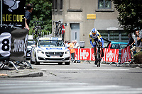 Amaury Capiot (BEL/Sport Vlaanderen Baloise)<br /> <br /> Baloise Belgium Tour 2019<br /> Stage 3: ITT Grimbergen – Grimbergen 9.2km<br /> ©kramon
