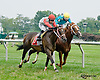 Boltin' Out winning at Delaware Park on 8/21/14