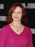 "HOLLYWOOD, CA - NOVEMBER 04: Thora Birch attends the Premiere of FOX's ""Ford V Ferrari"" at TCL Chinese Theatre on November 04, 2019 in Hollywood, California.<br /> CAP/ROT/TM<br /> ©TM/ROT/Capital Pictures"