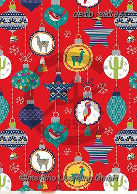 Patrick, GIFT WRAPS, GESCHENKPAPIER, PAPEL DE REGALO, Christmas Santa, Snowman, Weihnachtsmänner, Schneemänner, Papá Noel, muñecos de nieve, paintings+++++,GBIDSM1861,#gp#,#x#