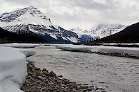 Icefields Highway, Alberta, Canada