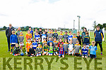 Enjoying the Ardfert Hurling Cul Camp on Tuesday
