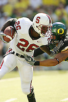 2 September 2006: Anthony Kimble during Stanford's 48-10 loss to the Oregon Ducks at Autzen Stadium in Eugene, OR.