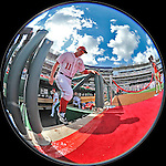 2012-04-12 MLB: Reds at Nationals Opening Day