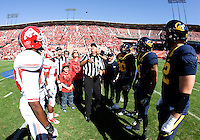 California Bears vs Fresno State Bulldogs September 03 2011