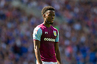 Joshua Onomah of Aston Villa during the Sky Bet Championship match between Cardiff City and Aston Villa at the Cardiff City Stadium, Cardiff, Wales on 12 August 2017. Photo by Mark  Hawkins / PRiME Media Images.