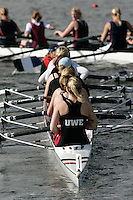 BUSA 2007 Rowing Championships