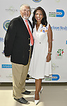 MIAMI GARDENS, FL - MAY 12: Trustee John Ruffin and Dr. Roslyn Clark Artis - President of Florida Memorial University attends the Opening of  Florida Memorial University's  Multi-Purpose Arena and Wellness Education Center and the Launch of their Health Matters Movement at Florida Memorial University on Thursday May 12, 2016 in Miami Gardens, Florida.  ( Photo by Johnny Louis / jlnphotography.com )