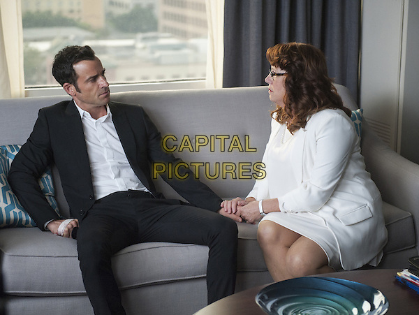 The Leftovers  (2014-)<br /> (Season2)<br /> Justin Theroux, Ann Dowd<br /> *Filmstill - Editorial Use Only*<br /> CAP/FB<br /> Image supplied by Capital Pictures