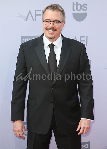 4 June 2015 - Hollywood, California - Vince Gilligan. AFI 43rd Life Achievement Award Gala Tribute To Steve Martin held at the Dolby Theatre. Photo Credit: F. Sadou/AdMedia