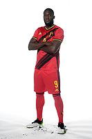 Romelu Lukaku forward of Belgium  <br /> Tubize 12/11/2019 <br /> Calcio presentazione della nuova maglia della Nazionale del Belgio <br /> Photo De Voecht  Kalut/Photonews/Panoramic/insidefoto<br /> ITALY ONLY