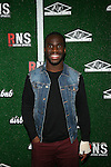 "New York Giants' Prince Amukamara Attends Airbnb & Roc Nation Sports ""Roc Nation Sports Celebration"" Held at The 40/40 Club NY"