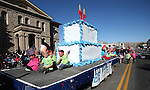 The Boys &amp; Girls Club of Western Nevada float in the 75th annual Nevada Day parade in Carson City, Nev., on Saturday, Oct. 26, 2013.<br /> Photo by Cathleen Allison