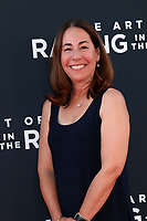 """LOS ANGELES - AUG 1:  Joannie Burstein at the """"The Art of Racing in the Rain"""" World Premiere at the El Capitan Theater on August 1, 2019 in Los Angeles, CA"""