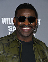 01 December 2018 - Los Angeles, California - Michael Irvin. Heavyweight Championship Of The World 'Wilder vs. Fury' held at The Staples Center. <br /> CAP/ADM/BT<br /> &copy;BT/ADM/Capital Pictures