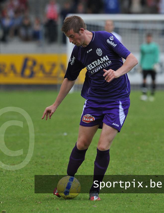 SW Harelbeke :  Quentin Santele.foto VDB / BART VANDENBROUCKE