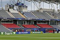 The ground at Kielce before Sweden Under-21 vs England Under-21, UEFA European Under-21 Championship Football at The Kolporter Arena on 16th June 2017