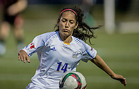 2015.10.30 UBC Women's Soccer vs. Thompson Rivers