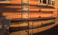 Varese. Lombardia. ITALY. General View. Varese Rowing Club. [Canottieri Varese] Province of Varese.  Sunset/ reflections <br /> <br /> Monday  02/01/2017 <br /> <br /> [Mandatory Credit; Peter Spurrier/Intersport-images]<br /> <br /> <br /> LEICA CAMERA AG - LEICA Q (Typ 116) - 1/500 - f4