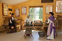 Europe/France/Aquitaine/47/Lot-et-Garonne/Granges-sur-Lot : Musée du pruneau _Mise en bocal