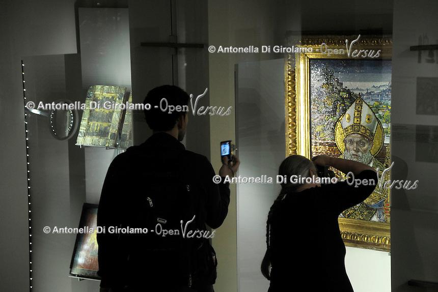 Museo dell'Opera del Duomo.Mosaico.Firenze.Florence.