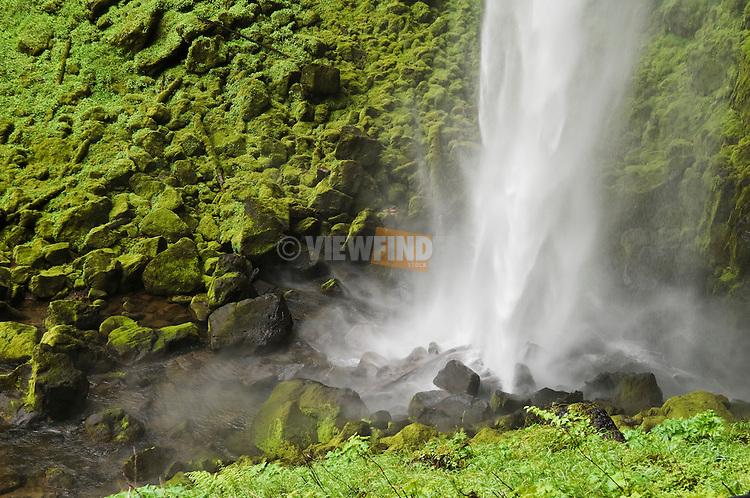 Watson Creek Falls, Umpqua National Forest, Oregon.