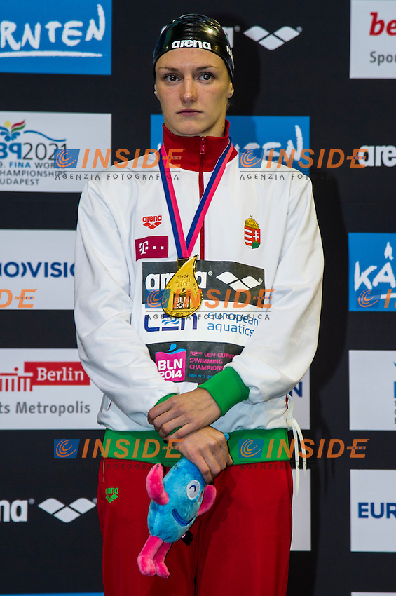 HOSSZU Katinka HUN  Gold Medal<br />