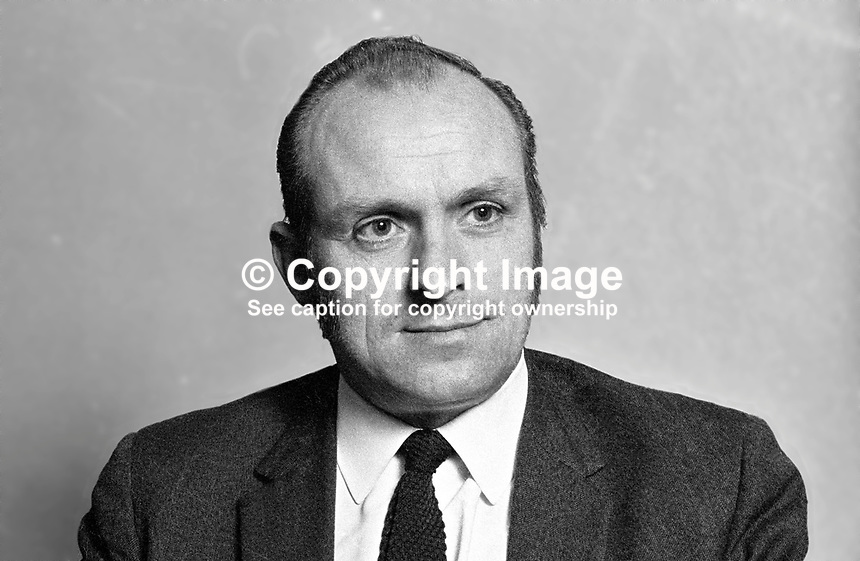 Paddy Wilson, SDLP, member of Belfast Corporation, N Ireland, UK, 19710101051.<br /> <br /> Copyright Image from Victor Patterson,<br /> 54 Dorchester Park, Belfast, UK, BT9 6RJ<br /> <br /> t1: +44 28 90661296<br /> t2: +44 28 90022446<br /> m: +44 7802 353836<br /> <br /> e1: victorpatterson@me.com<br /> e2: victorpatterson@gmail.com<br /> <br /> For my Terms and Conditions of Use go to<br /> www.victorpatterson.com