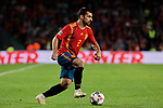 Spain's Jonny Castro during UEFA Nations League 2019 match between Spain and England at Benito Villamarin stadium in Sevilla, Spain. October 15, 2018. (ALTERPHOTOS/A. Perez Meca)