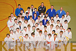 Kerry football star Kieran Donaghy was on hand on Sunday to lend his support to the Munster judo squad ahead of the National Judo Championships to be held in the Killarney Sports and Leisure centre  on Saturday next.......PR PHOTO-NO FEE..FOR FURTHER INFORMATION ON THE NATIONAL JUDO CHAMPIONSHIPS CONTACT JOHN KEHOE, KILLARNEY JUDO CLUB  0872897357